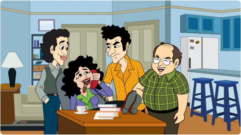 7 things Seinfeld taught us about work