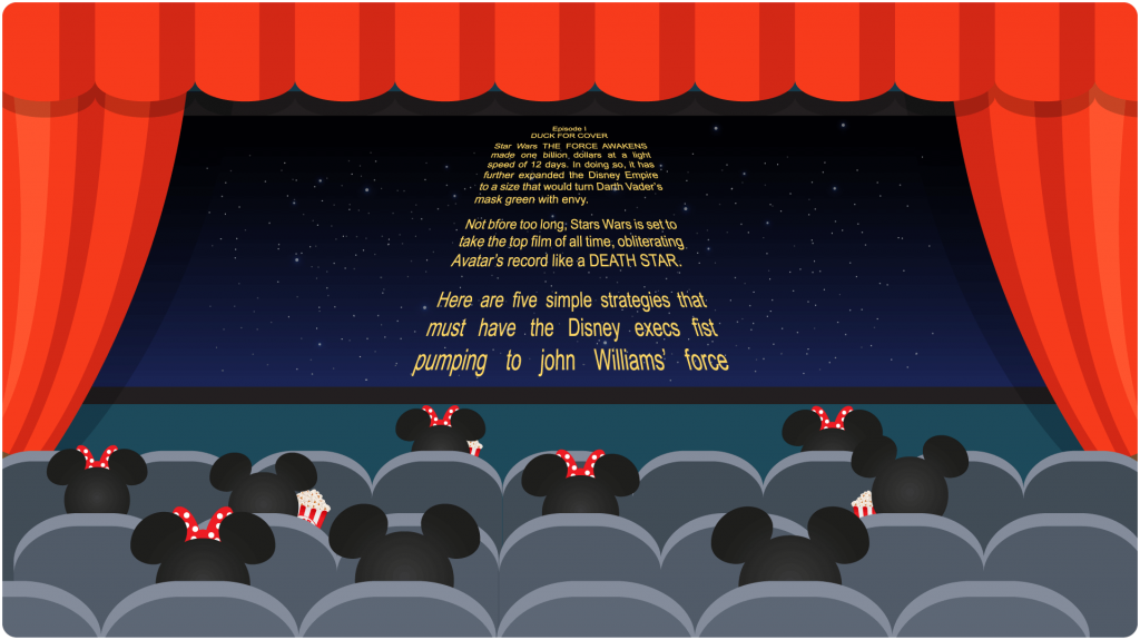 5 times Disney used the force with Star Wars: The Force Awakens